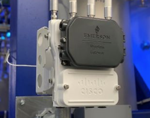Advanced Industrial Wireless Solution