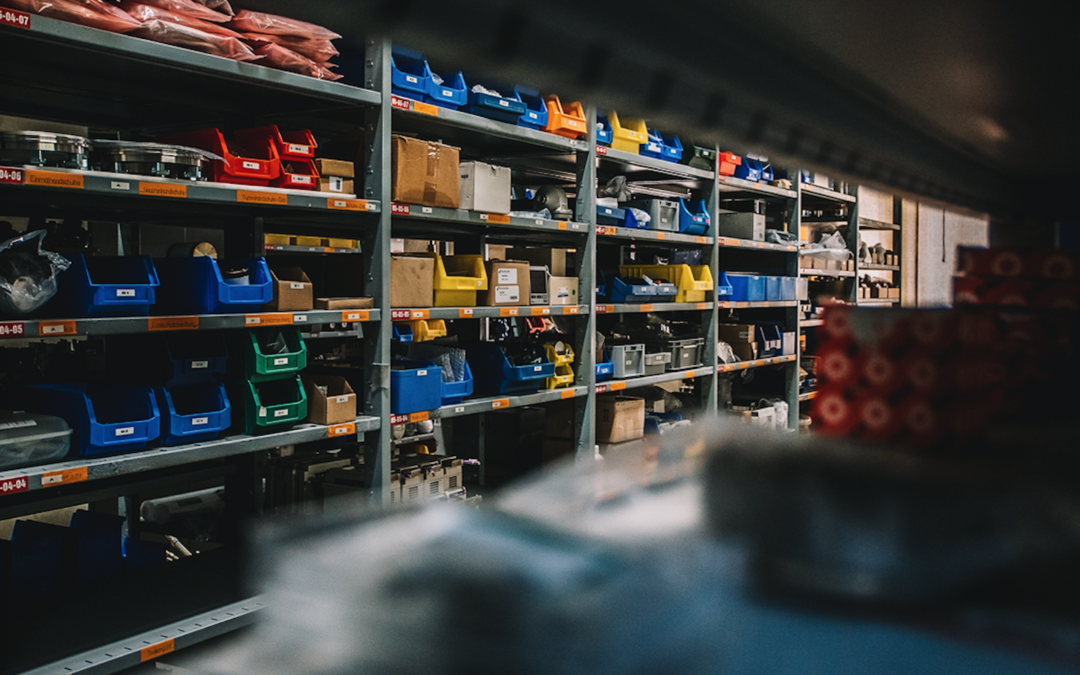 Get Things 'Right' with MRO Storeroom Best Practices