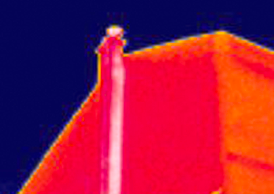 Temperature Differentials for Infrared Inspections of Buildings