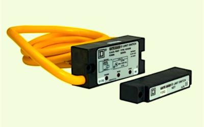 Limit Switch Improves Safety Around Machines