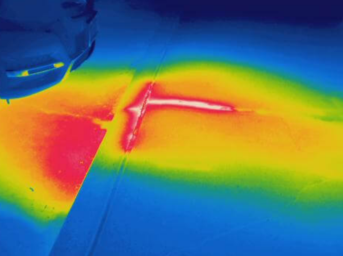 Infrared Inspection Tips: Detecting Leaks in Underground Piping