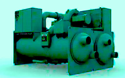 High-Tonnage, Eco-Friendly, Mag-Bearing Chillers
