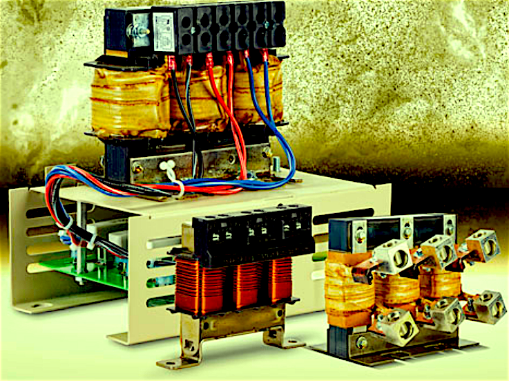 AC Line Reactors and Output Filters for VFDs