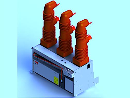 Innovative Medium-Voltage, Vacuum Circuit Breaker