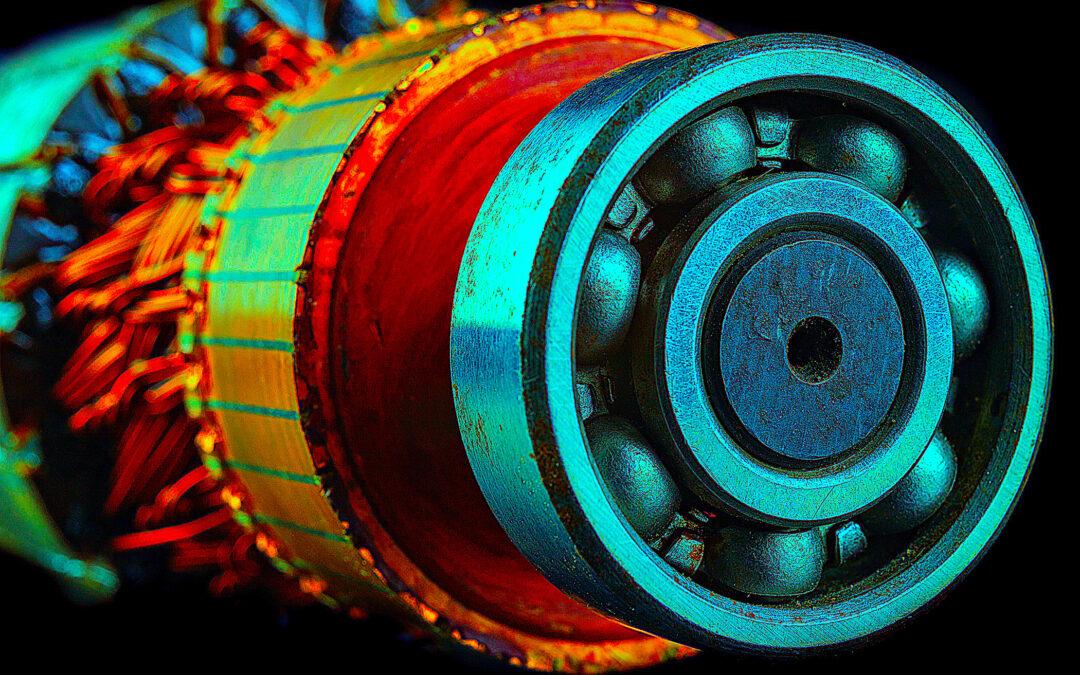 Regarding Reliability of Electric Motors: ESA, MCSA, Rotor Bars, Shaft Fault and Bearing Wear