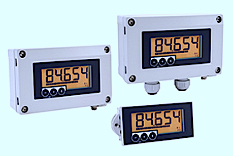 Field and Panel Mount Process Displays