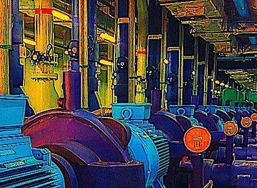 Electric Motors: A Perfect Precision Maintenance Canvas