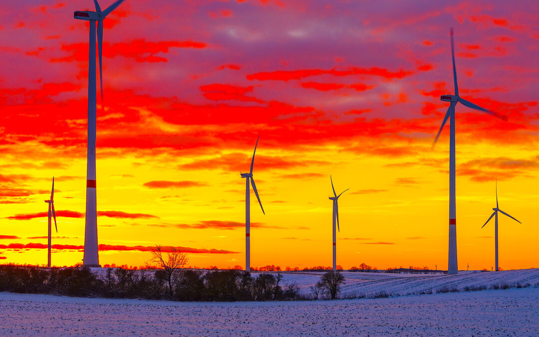 Cold-Weather Issues With Wind Turbines And Other Renewables? Yes And No.