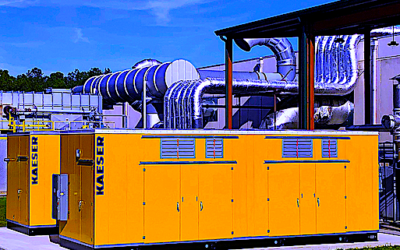 Compressed Air System Enclosure Packages