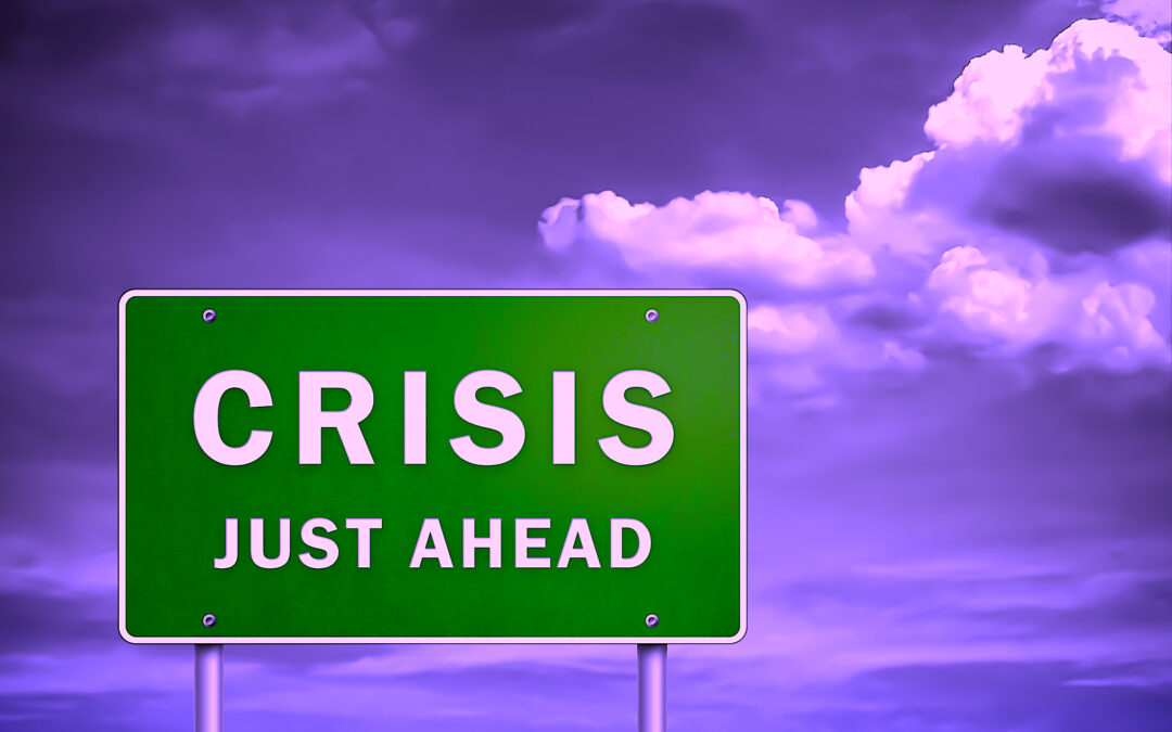 Question: Should You Invent A Crisis Before You Actually Face One?