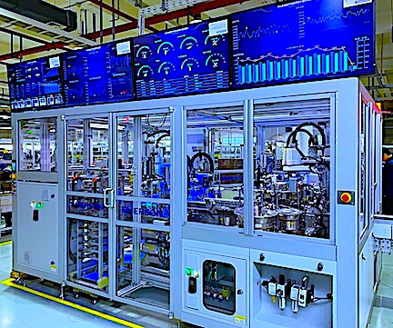 Edge Software Enables Advanced Machine Analytics