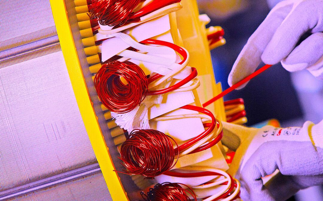 Beware Stator Inter-Turn Stress In VFD Applications